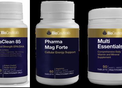 Vital Health – Energy Boost Nutrients Pack