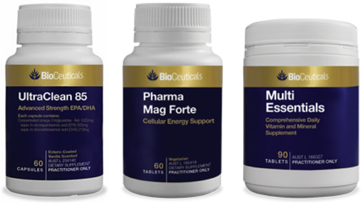 Vital Health – Energy Boost Nutrients Pack