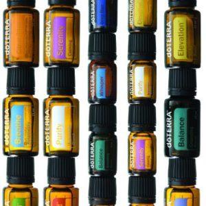 Doterra single oils