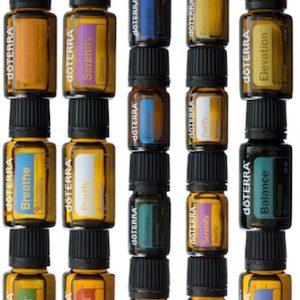 Doterra oil blends