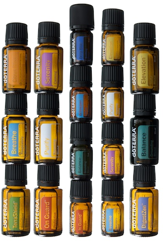 Doterra oil blends